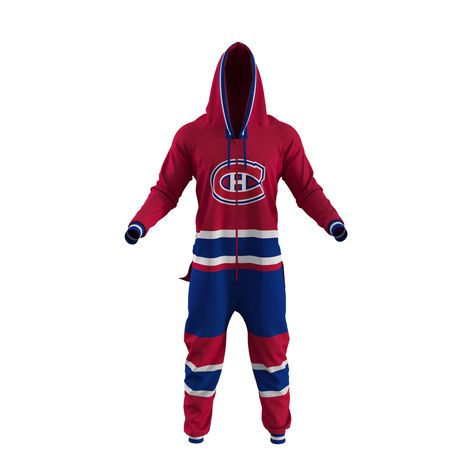 NHL Onesie - Montreal Canadiens - Hockey