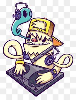 Dj Monster Nosotros Man Los Comics Americanos Graffiti Png Image And Clipart Personajes De Graffiti Graffiti De Arte Callejero Diseno De Dibujos Animados
