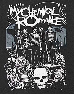 Bob Bryar Frank Iero Mikey Way Get Motivation My Chemical Romance MCR Gerard Way Matt Pelissier James Dewees 12 x 18 inch Poster Ray Toro