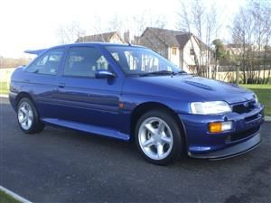 Used 1996 Ford Rs Cosworth Rs Cw Lx4 For Sale In Co Down