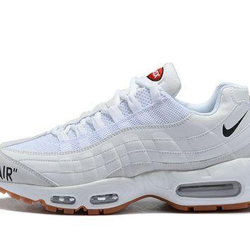 Off White X Nike Air Max 95 White Gumsneaker | Nike KD