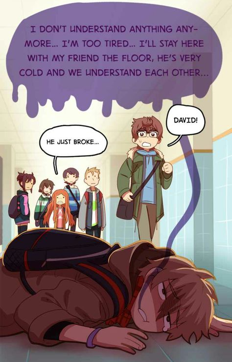 Panel From Lalin S Curse Episode 12 Shadows On Webtoon All