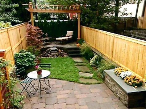 Fancy Townhouse Backyard 67 With Additional Interior Designing