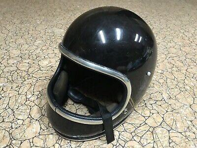 Ebay Advertisement Vintage Arthur Fulmer Af50 Motorcycle Helmet L No Shield Restoration Only Helmet Motorcycle Helmets Dot Motorcycle Helmets