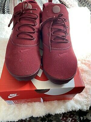 Nike Men S Presto Fly Running Shoes Dark Team Red Maroon 908019 603 Size 11 Fashion Clothing Shoes Accessories In 2020 Running Shoes For Men Nike Men Running Shoes