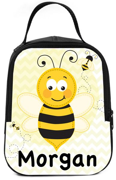 NWT Insulated Honey Bee Lunch Cooler Bag