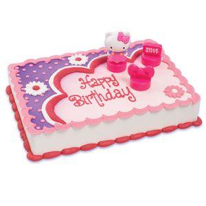 safeway hello kitty cake Google Search Birthday Party Ideas