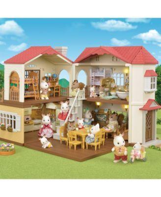 Sylvanian Families Cosy Cottage prima casa set