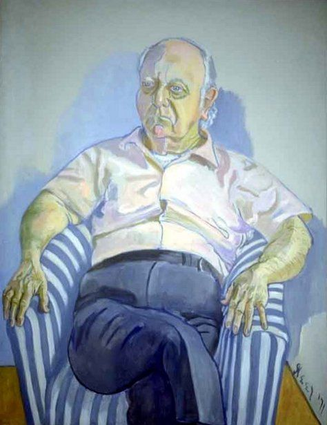 Neel Alice American Gallery 20th Century In 2020 Art National Portrait Gallery Portrait Artist