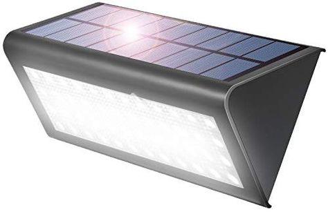 Aglaia luce solare lampada solare da esterno con sensore di
