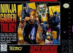 Play Ninja Gaiden Trilogy Online Free Snes Super Nintendo