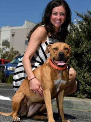 Eview Group Chelsea Sofia Vatos And Her American Staffy Persephone Dogs Day Out She S American Chelsea