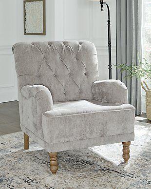Dinara Accent Chair Ashley Furniture Homestore In 2020