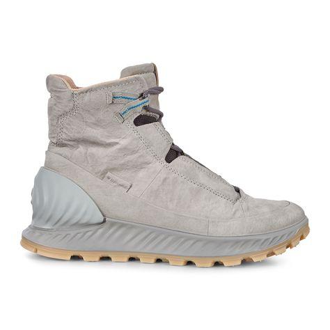 ECCO Men's Exostrike Mid   Hiking Boots   ECCO® Shoes en