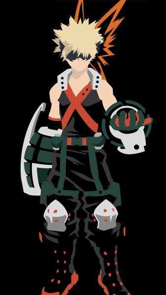 Bakugou Kacchan My Hero Academia Episodes My Hero Anime