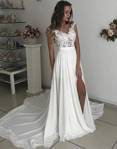 Bridal Style Cheap Beach Wedding Dresses Summer Wedding Dress Summer Wedding Dress Beach