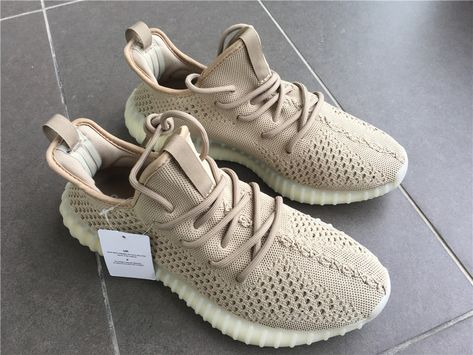 New Release Adidas Yeezy Boost 350 V3 Tan Blade Tan 1