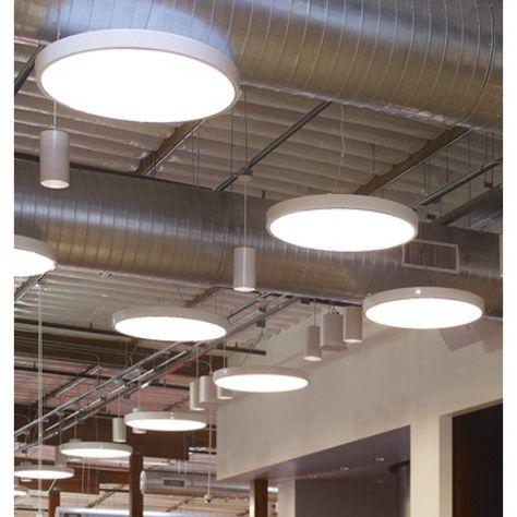 Alcon Lighting ROUND-LED Round Surface and Suspended LED Light - schüller küchen händlersuche