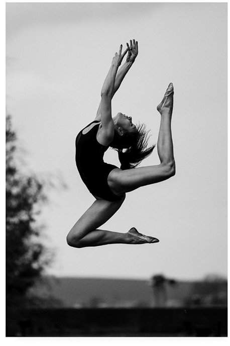 Trademark Global Martin Krystynek Qep Acrobatic Dance Canvas Art - 20 Martin Krystynek Qep Acrobatic Dance Canvas Art - 20 x 25