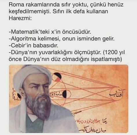 harezmi icin 9 fikir cebir islam hayat