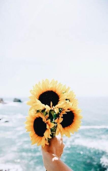 Super Flowers Art Wallpaper Flora Ideas Flowers Sunflower