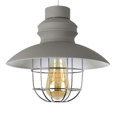 Penglai Cement Fishermans Pendant Shade Diy Pendant Light
