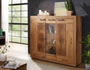 Dove trovare mobili e complementi d'arredo vintage? Madia In Legno Stile Moderno Madia Eva Artigianale Arredamento Sala Da Pranzo Legno Moderno
