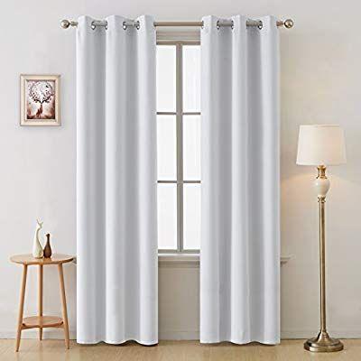 Amazon Com Deconovo Blackout Curtain Room Darkening Thermal