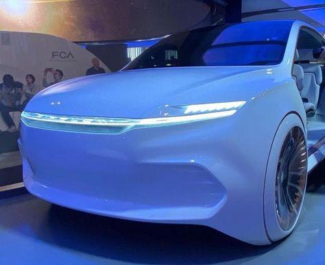 Ces 2020 Chrysler Airflow Vision Concept In 2020 Chrysler