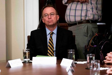 Mulvaney Says He Often Disagrees With Trump Just Never Publicly