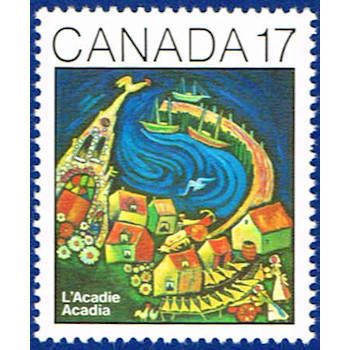 Pin On North American Stamps