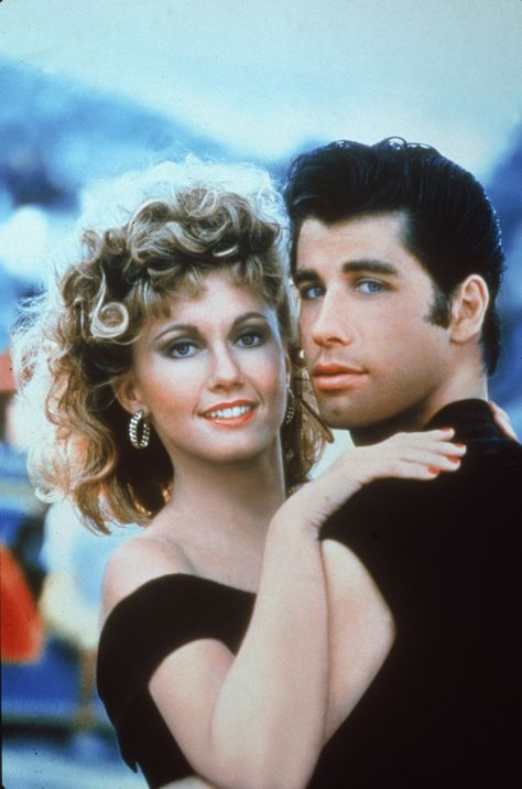 John Travolta and Olivia Newton-John Dress Up as Danny and Sandy for First Time Since Grease