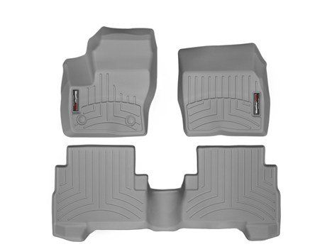 Weathertech Floorliners 3pc Front And Rear Set Gray 4645912 Visit The Image Link More Details This I Ford Escape Ford Escape Accessories 2017 Ford Escape