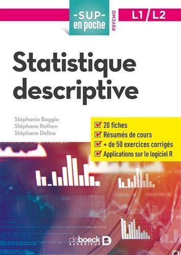 Statistique Descriptive Gratuit Statistique Descriptive Statistique Statistiques Mathematiques