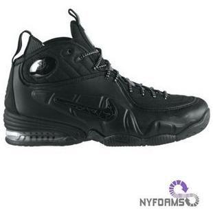 Nike Air 1/2 Cent Penny Hardaway Black