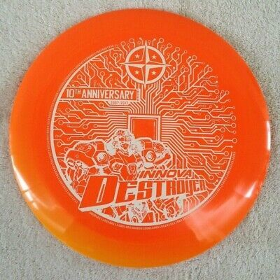 Advertisement Ebay Innova Champion 10th Anniversary Star Destroyer 175g Disc Golf Disc Golf Star Destroyer 10 Anniversary