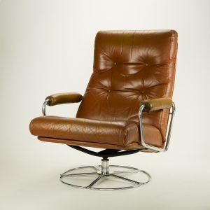 Jan De Bouvrie Stoelen Gelderland.1970s Swivel Chair By Jan Des Bouvrie For Gelderland Draaistoel