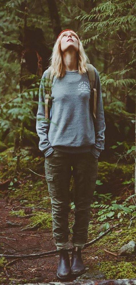 hiking shoes + hiking outfits | Fashin trends