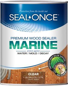 Marine Waterproofing Wood Sealer