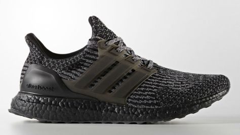 b7343126dfdf Another black-based Adidas Ultra Boost 3.0