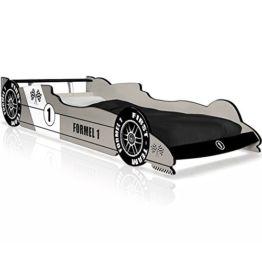 Autobett F1 Formel 1 Kinderbett Bett Schlafzimmer