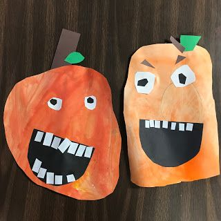 elements of the art room kindergarten pumpkins fall art halloween art pumkins kindergarten art kindergarten art pumpkin kindergartenart fall