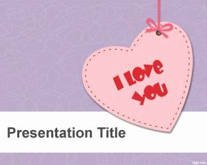Love Template For Powerpoint In 2020 Powerpoint Templates Powerpoint Background Templates Powerpoint Template Free