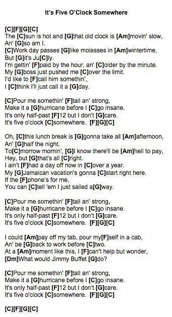Pin On Chords And Lyrics