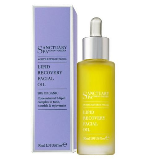 Sanctuary Active Reverse Lipid Recovery Facial Oil Boots
