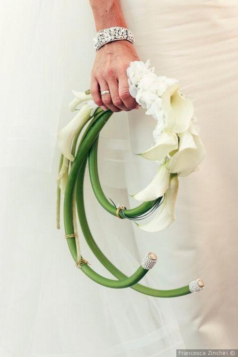 Bouquet Sposa Tradizione.Bouquet A Borsetta Matrimonio Nozze Sposi Sposa Bouquet