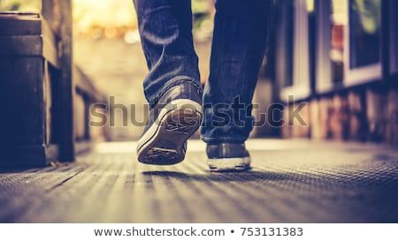 Man Walking Feet With Images Foot Pictures Feet Walking