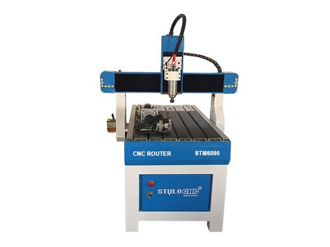 Network 4-axis CNC Router 6040L 2 2KW Spindle Engraving