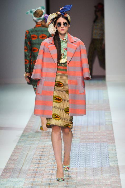 Stella Jean at Milan Fashion Week Spring 2014