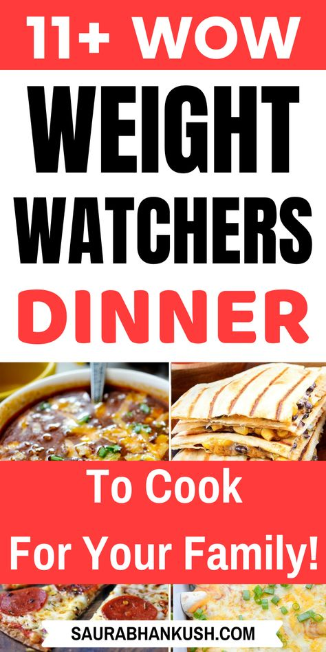 Weight Watchers Dinner Recipes with Points – 11 Freestyle WW Dinner Ideas SmartPoints - Dinner ideas - #Dinner #Dinnerideas #Freestyle #ideas #Points #Recipes #SmartPoints #Watchers #Weight
